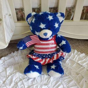 Patriotic Build a Bear